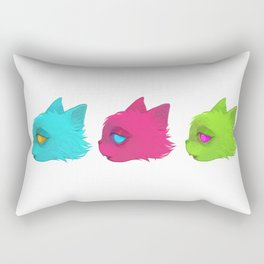 incatdescent Rectangular Pillow