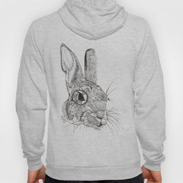 Observing Bunny Hoody