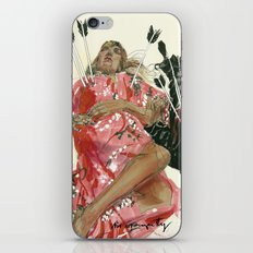 Día de Muertos iPhone & iPod Skin