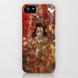 Flock iPhone Case