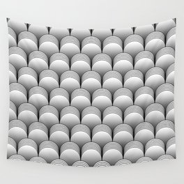The Barrel (Neutral) Wall Tapestry