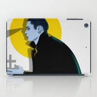 vampire iPad Cases featuring Vampire by Musya