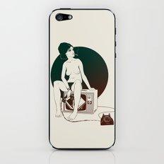 4 AM iPhone & iPod Skin