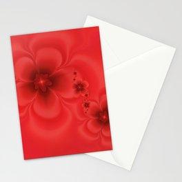 Remembrance Fractal Stationery Cards