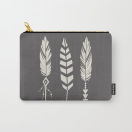 Gypsy Feathers Carry-All Pouch