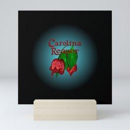 Carolina Reaper Disc Mini Art Print