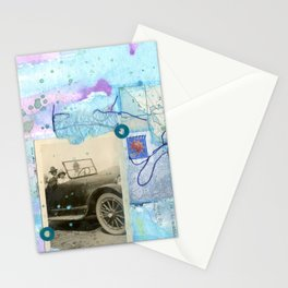 a day by the sea Stationery Cards