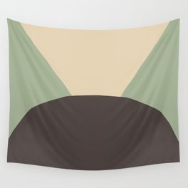 Deyoung Chocomint Wall Tapestry