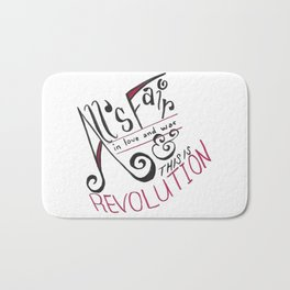 Top Hat Revolution Bath Mat