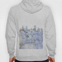 Buffalo New York Skyline Hoody