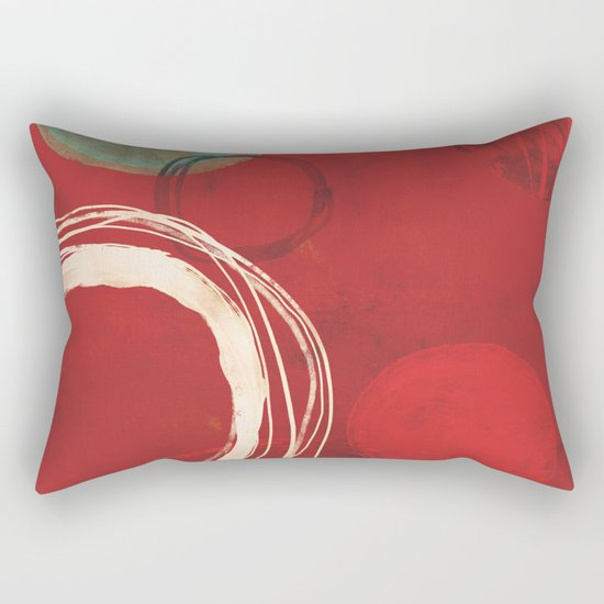 At The Centre Of It All Rectangular Pillow