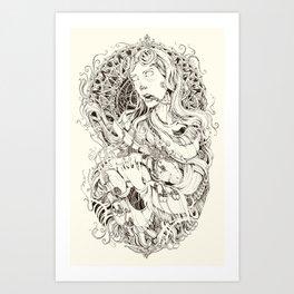 4lice Art Print