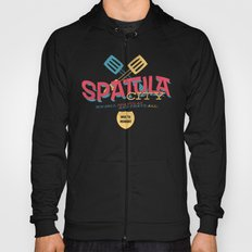 Spatula City! (open edition) Hoody