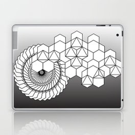 Hexamorph Laptop & iPad Skin