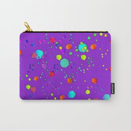 Astract colorful bubbles 142 Carry-All Pouch