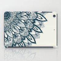 mandala iPad Cases featuring Mandala by rskinner1122
