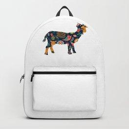 Woodland goat Backpack