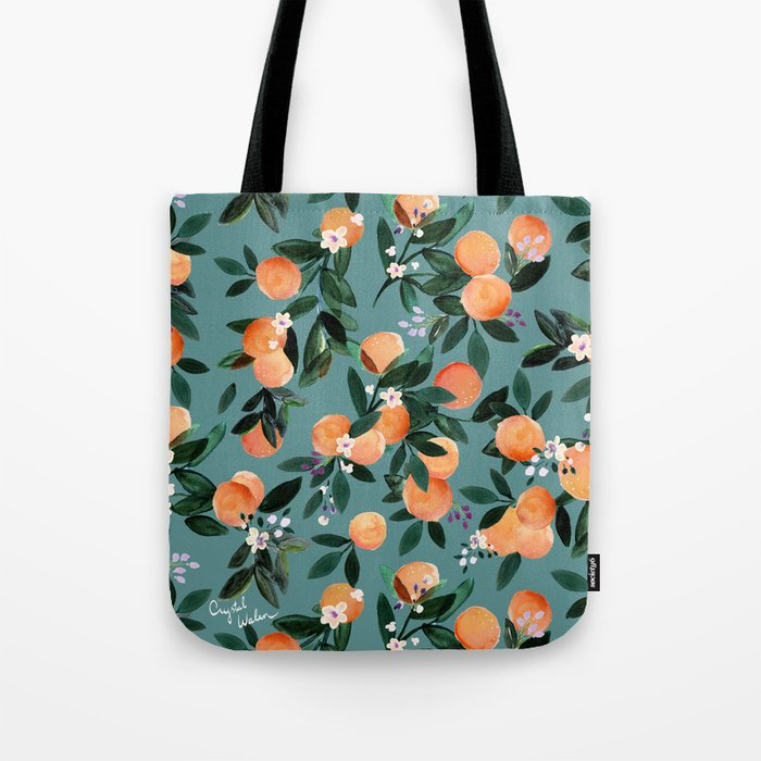 Tote Bag by Crystal Walen