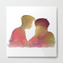 Love, No Matter The Cost Metal Print