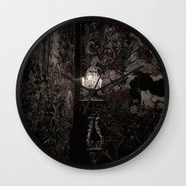 Royal Tapestry Wall Clock