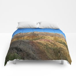 A Colorful World Comforters