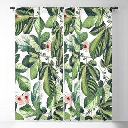 Fig Garden #society6 #decor #buyart Blackout Curtain