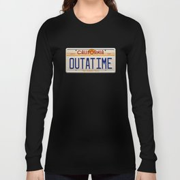 California Out A Time Long Sleeve T-shirt