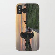 West Somerton Sunset Slim Case iPhone X