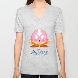 Avatar Kirby Unisex V-Neck