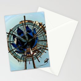 Little Planet of Venice Stationery Cards