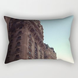 Ansonia, NYC - Sunrise Rectangular Pillow