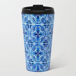 Sevilla - Spanish Tile Travel Mug
