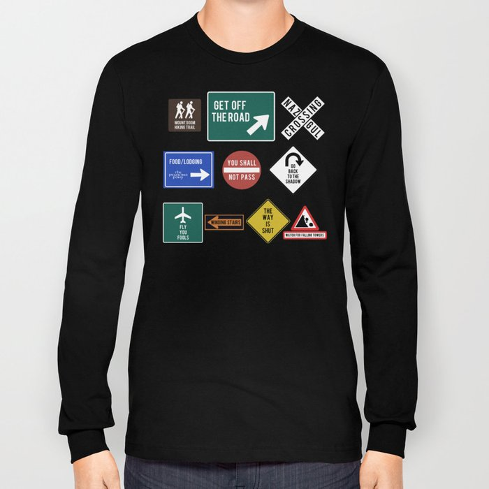 Lord of the Road Long Sleeve T-shirt