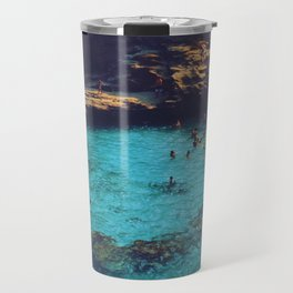 Emerald Sea Travel Mug