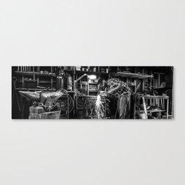 The Maker Canvas Print