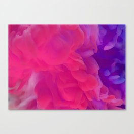 CREATE YOUR LIFE'S COLOR Canvas Print