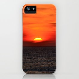 so sunset! iPhone Case