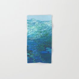 Effervescent Waves 2 Hand & Bath Towel