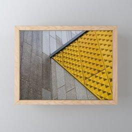Berliner Philarmonie II Framed Mini Art Print