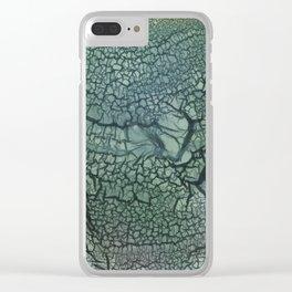 Sunken Memories III Clear iPhone Case