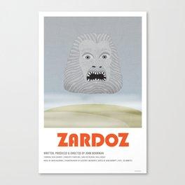 Zardoz (1974) Canvas Print