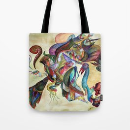 Mortem Tote Bag