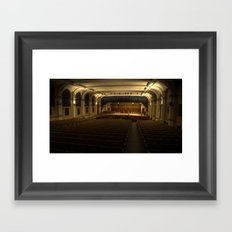 Viewer Framed Art Print