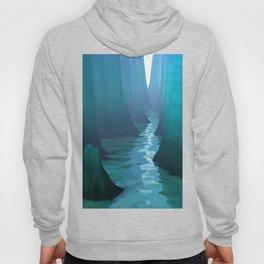 Blue Canyon River Hoody