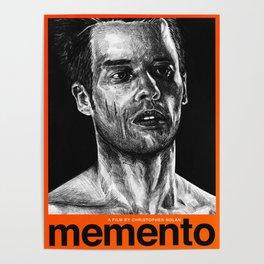 Memento - Movie Inspired Art Poster