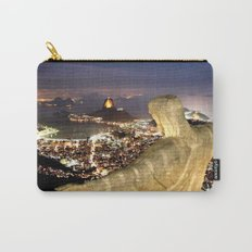 Christ the Redeemer ✝ Statue  Carry-All Pouch