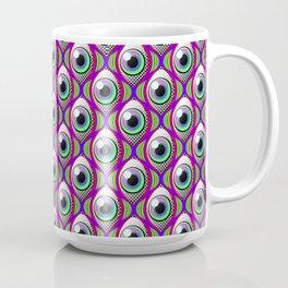 Eye pattern 01 Coffee Mug