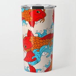 sea life  Travel Mug