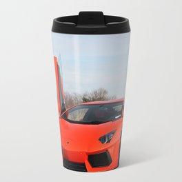 L amborghini Aventador Travel Mug