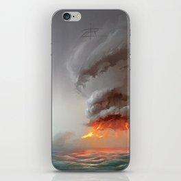 Hot Tower iPhone Skin